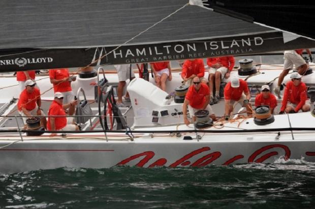 Rolex Sydney Hobart Yat Yarışı