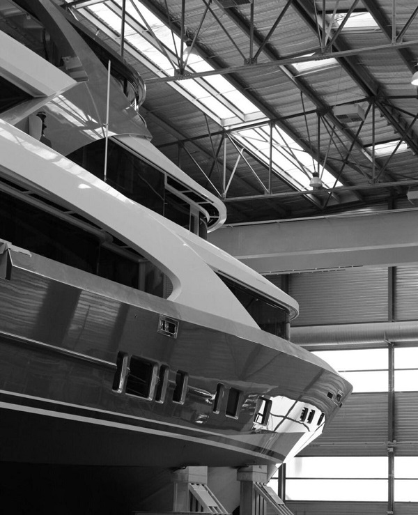Couach Yachts - 4400 Fast Fly.,