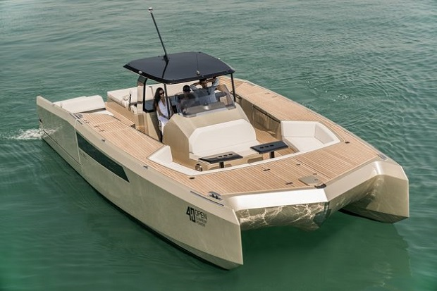 Sunreef 40 Open