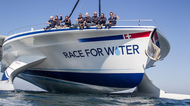 Race For Water.
