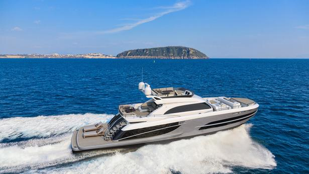 BeachClub 660 Flybridge