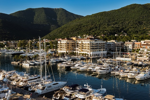 Yatçıların yeni gözdesi Porto Montenegro Marina-4