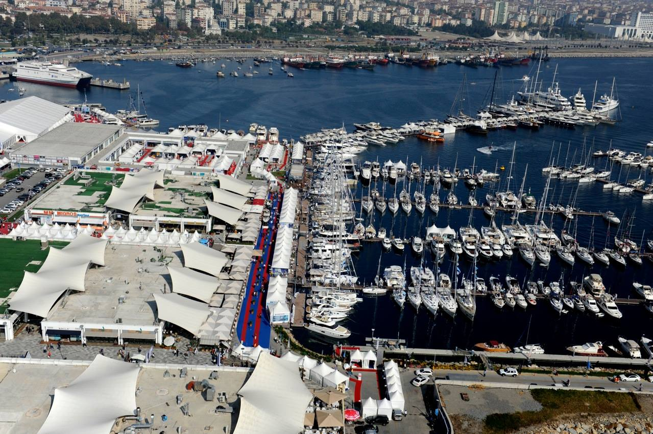 İstanbul -Boat Show