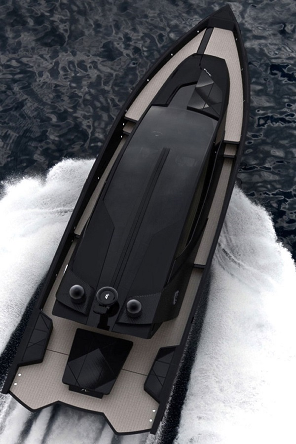 Isurus Power Yacht-4