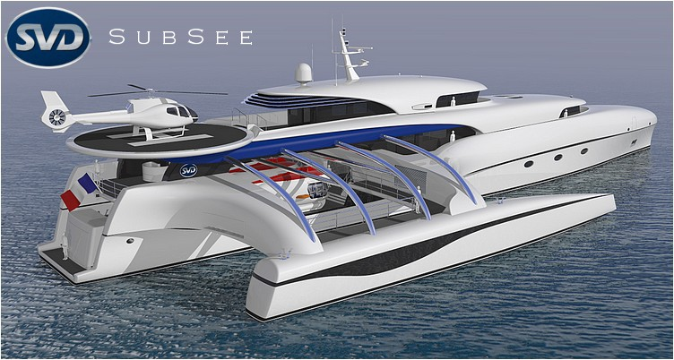 Subsee - Sylvain Viau Design