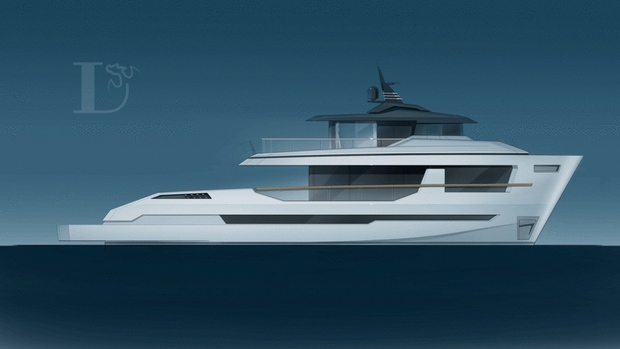 Lynx Yachts,Orion