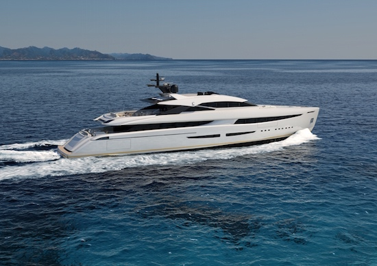 Columbus Yachts'dan yeni Oceanic Coupe serisi-2