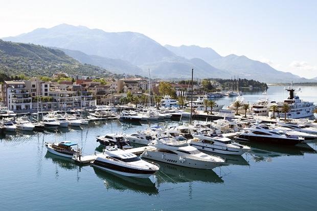 Yatçıların yeni gözdesi Porto Montenegro Marina-1
