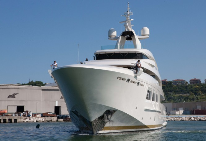CRN 61 M Saramour launch