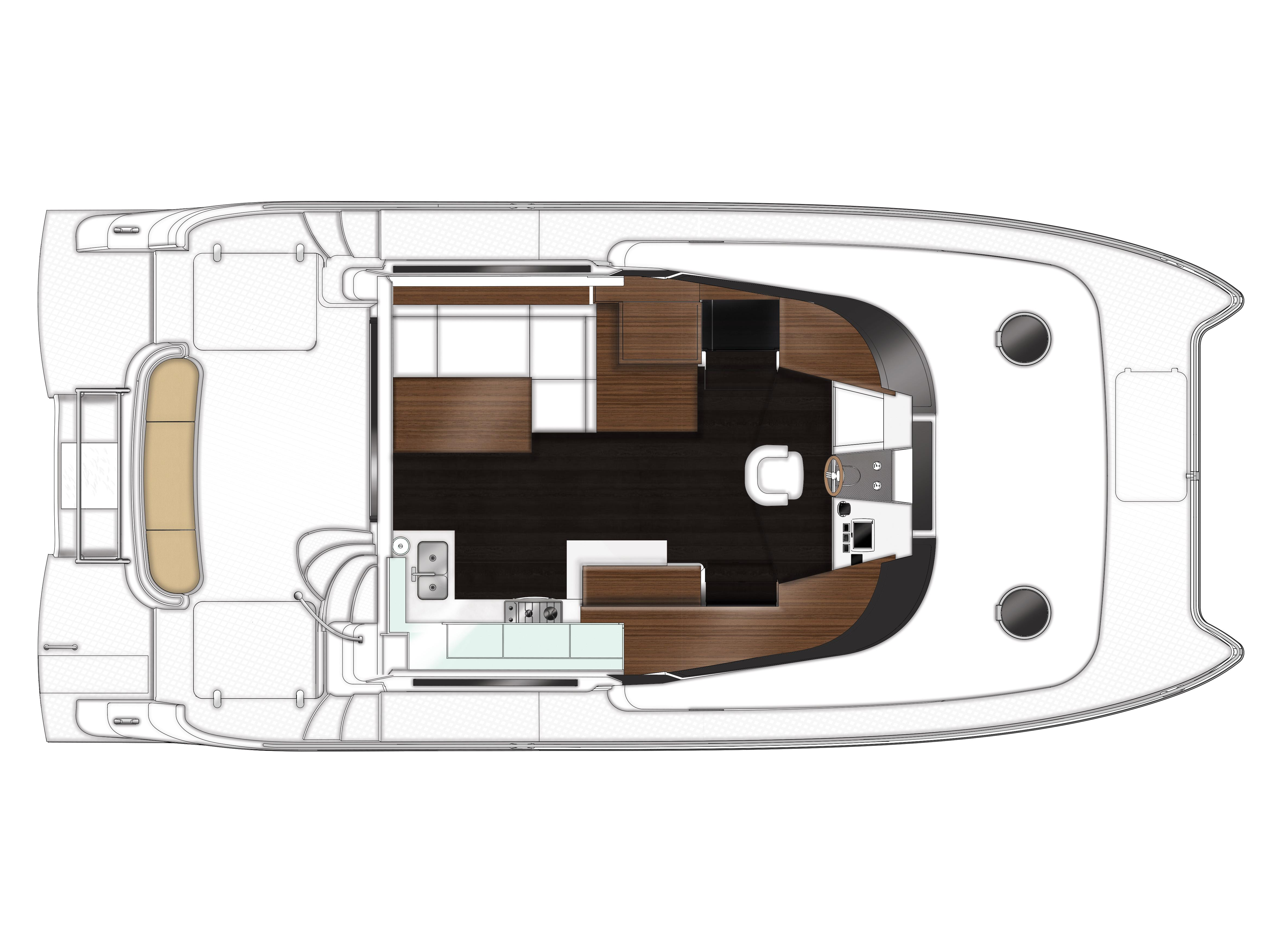 Fountaine Pajot Motor Yacht  SUMMERLAND 40 LC