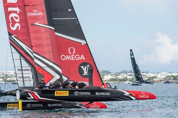 35. America's Cup.
