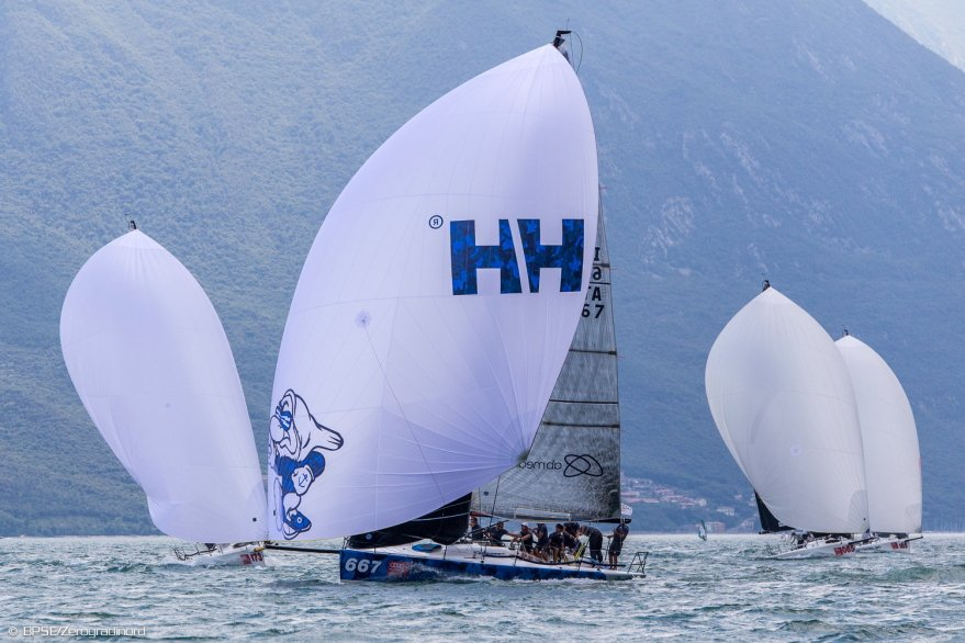 melges 32-italy europe championship
