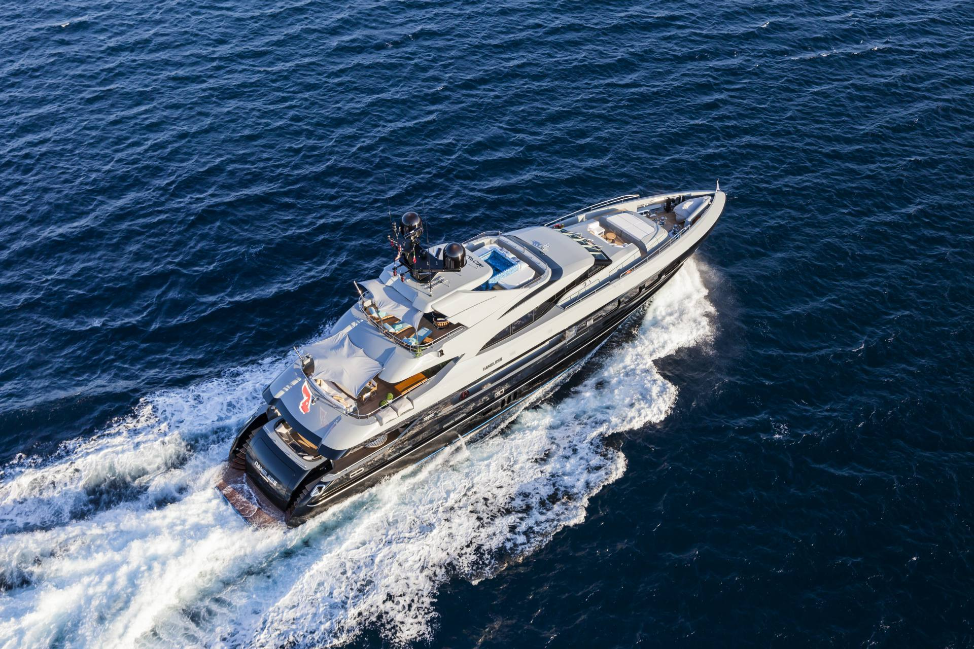 "Mondo Marine 'Nameless"" 41M"
