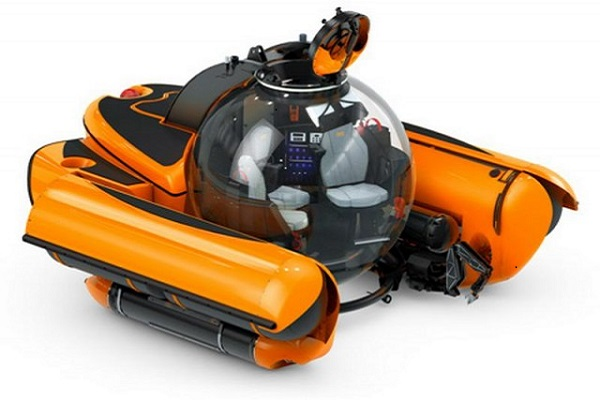 Submersible C-Explorer 3