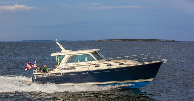 Yeni Sabre 38 Salon Express