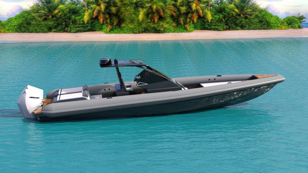 Yeni Technohull, 38 Grand Sport