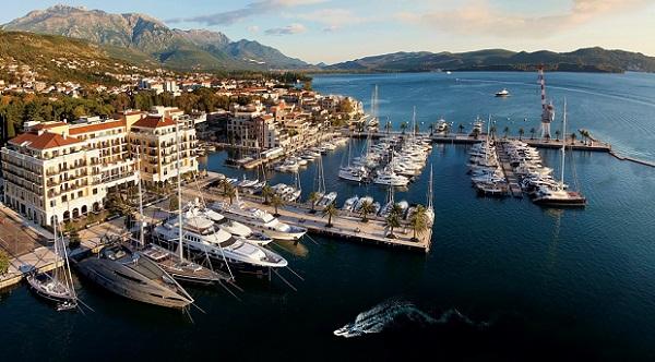 Yatçıların yeni gözdesi Porto Montenegro Marina-2