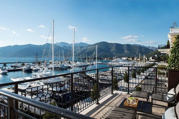Yatçıların yeni gözdesi Porto Montenegro Marina-6