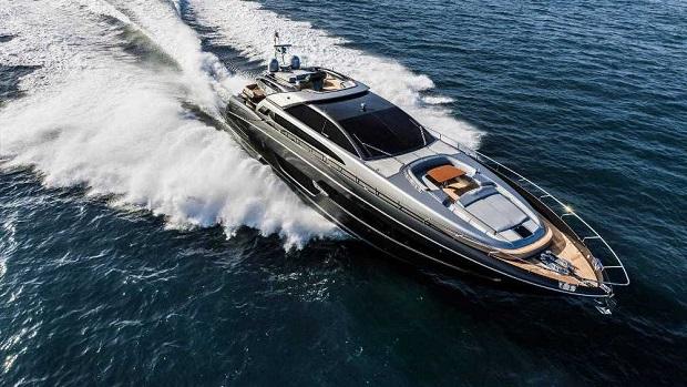 Riva Yacht 88' Domino Super-3