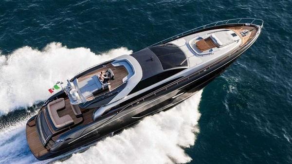 Riva Yacht 88' Domino Super-1
