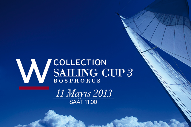 W-Collection Sailing Cup-3 Bosphorus