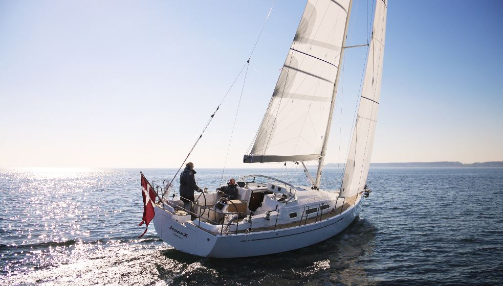 X-Yachts Xc 35 ilk birinciliğini aldı.